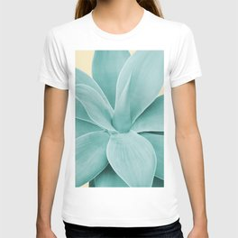 Yellow Agave Romance #1 #tropical #decor #art #society6 T-shirt