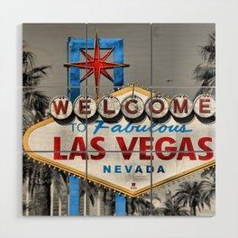 Welcome to Fabulous Las Vegas Wood Wall Art