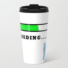 Baby Loading Boy Travel Mug
