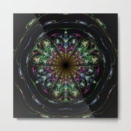 Kaleidoscope Metal Print