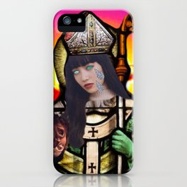Fake Tears for Holofernes iPhone Case