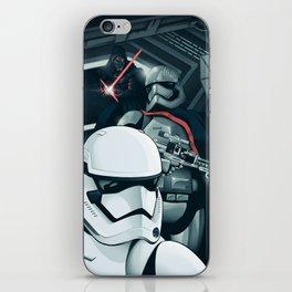 The Force Awakens: The Dark Side iPhone Skin