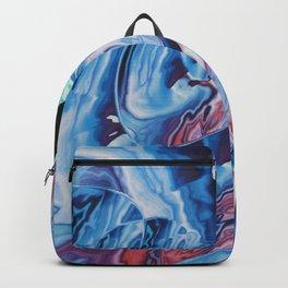 Metallic Thunderbolts Backpack