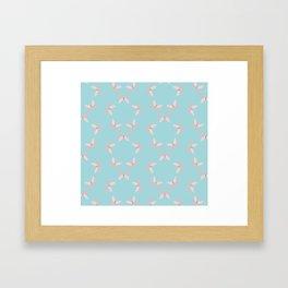 Mottephobia Framed Art Print