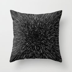 Lightspeed Throw Pillow