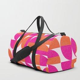 Abstract Marks Duffle Bag