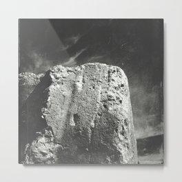 Monolith Metal Print