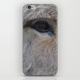 Donk-eye (I am so sorry for that) iPhone Skin