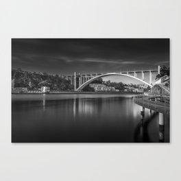 Arrabida bridge (III) Canvas Print