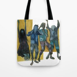 Candido Portinari The Sacrifice of Abraham 1943 Artwork for Prints Posters Tshirts Men Women Kids Tote Bag
