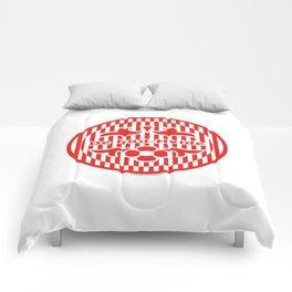 Denmark De Rød-Hvide (The Red-White) ~Group C~ Comforters