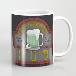 Eye Socket Pub Coffee Mug