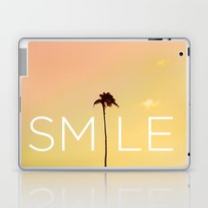 Palm Tree Smile new Hue Laptop & iPad Skin
