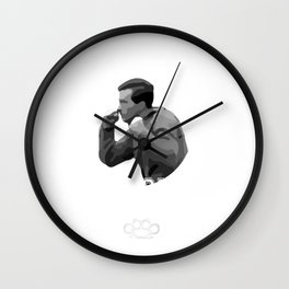 Jerry Mitchell's Boxing Classes | Three O'Clock | At The Parking Lot | High School Gym Design For Me Wall Clock