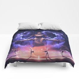 The summoning of the Dancing Zodiac Comforters