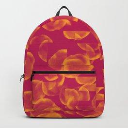 Tangerine Glitch Backpack