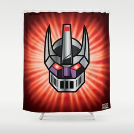 Space Ranger Shower Curtain