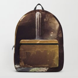 Desert Waterfall Backpack