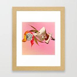 Dissociate Framed Art Print