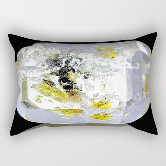 Solar Plexus Rectangular Pillow