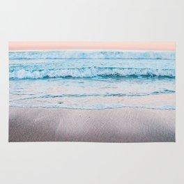 Ocean pastel Mood Rug