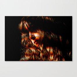 Victoria Legrand (Beach House) - I Canvas Print