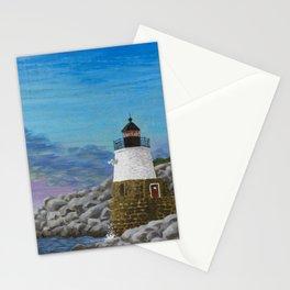 Newport Harbor Lighthouse Stationery Cards