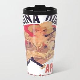 Quinquina Dubonnet Aperitif  Dans Tous Les Cafes Travel Mug