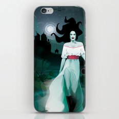 The Hatchet League - Ana  iPhone & iPod Skin