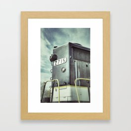 Engine 2715 Framed Art Print