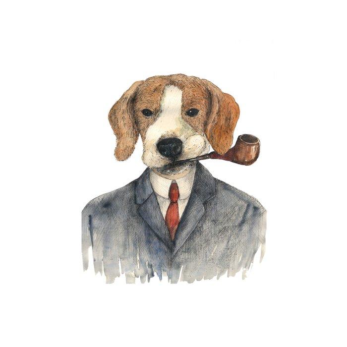Monsieur Beagle Comforters