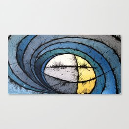 Hurricane Canvas Print