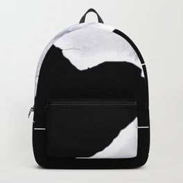 Raindrops On Rose Of Sharon Backpack