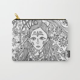 Young Shiva Carry-All Pouch