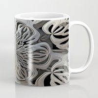 exo Mugs featuring Exoskeleton  by Lyle Hatch