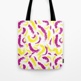 Full Colours Collection, yellow and pink  Summer 2013  Tote Bag