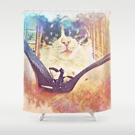 erotic tales 03 Shower Curtain