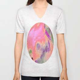Acid Dreams Unisex V-Neck