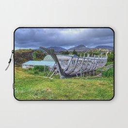 Flodabay, Isle of Harris Laptop Sleeve