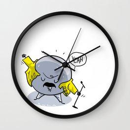 Freddie Hg Mercury Wall Clock