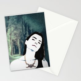 Witch In the Woods Stationery Cards