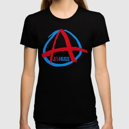 Anarchy Found (Superhero Romance)  - by JA Huss T-shirt