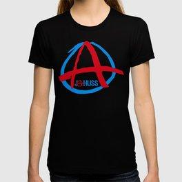 Anarchy Found (Superhero Romance)  - by JA Huss T-shirt