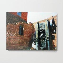 Tredegar Metal Print