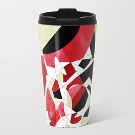 the flight of the fish Travel Mug