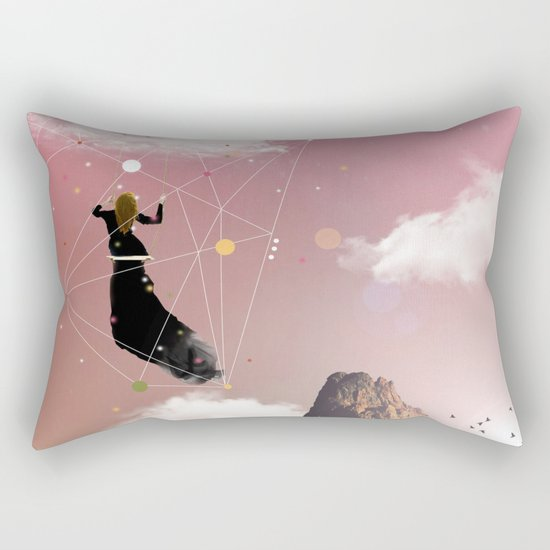 THE BEST POINT OF VIEW! Rectangular Pillow