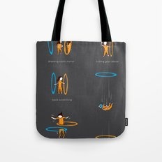 Lesser known uses Tote Bag