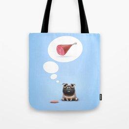 Dream (Concept funny illustration) Tote Bag