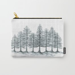 Old Pines  Carry-All Pouch