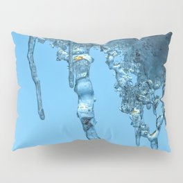 Ice Photo 2 Pillow Sham